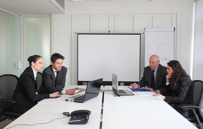 Kollaboratives-Arbeiten-Meeting